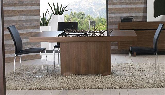 Τραπέζι τραπεζαρίας Sofa And Style noto-tempo