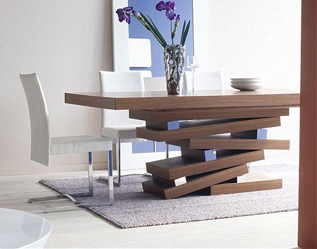 Τραπέζι τραπεζαρίας Sofa And Style noto-prado