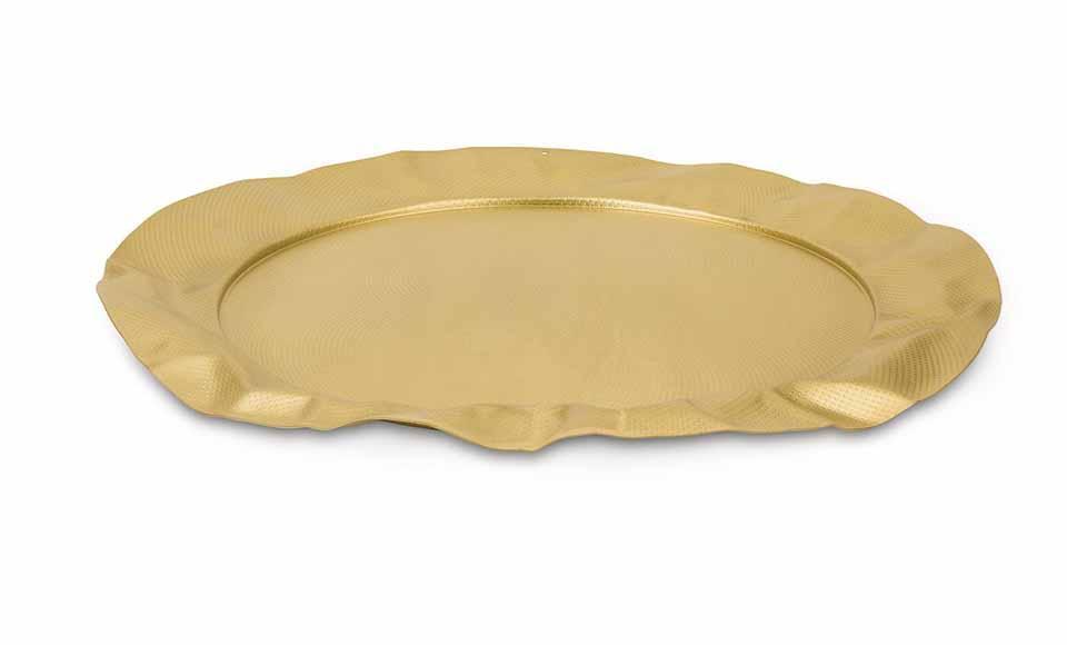 Δίσκος σερβιρίσματος Alessi Foix Exra Ordinary  Metal-Foix 90039 BR