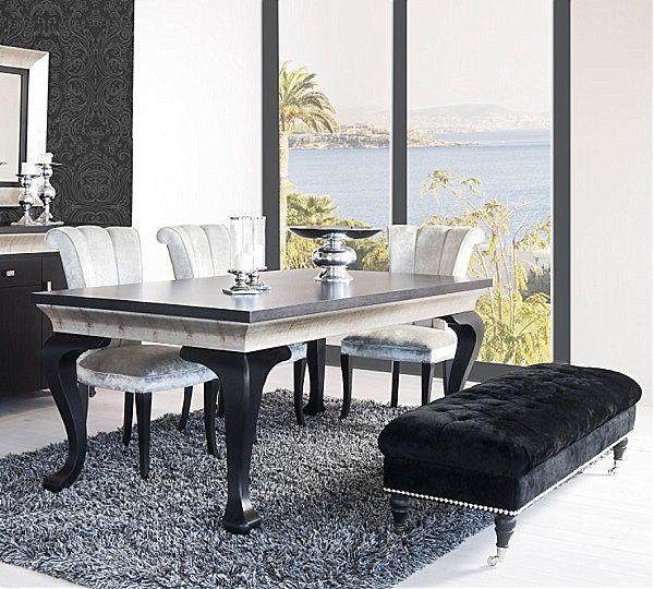 Τραπέζι τραπεζαρίας Sofa And Style noto-amore