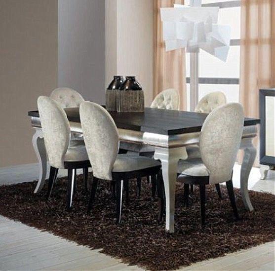 Τραπέζι τραπεζαρίας Sofa And Style noto-eros