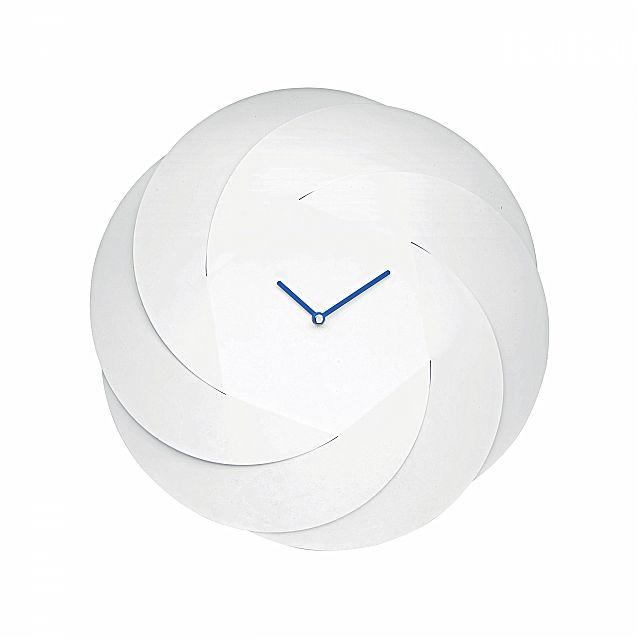 Ρολόι τοίχου Alessi Infinity Clock-ABI10 W