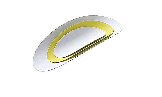 Κουπ διακοσμητικό Alessi Ellipse-ABI07SET1