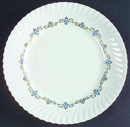 Σερβίτσιο πιάτων-φαγητού Kaiser Porcelain Maria Antoinette-Irene