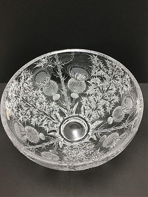 Κουπ διακοσμητικό Bohemia Cristal Vintage-Thorn