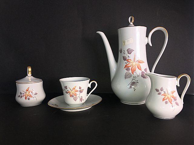 Σερβίτσιo Τσαγιού-Καφέ Kaiser Porcelain 1150-Teresina