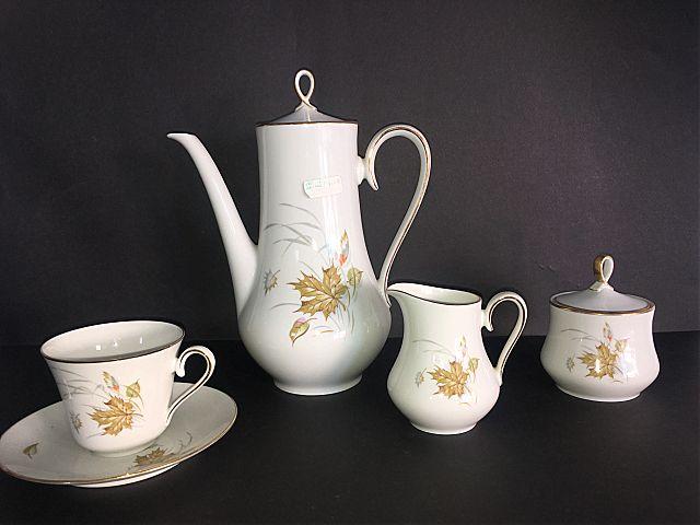 Σερβίτσιo Τσαγιού-Καφέ Kaiser Porcelain 1150-Adriane