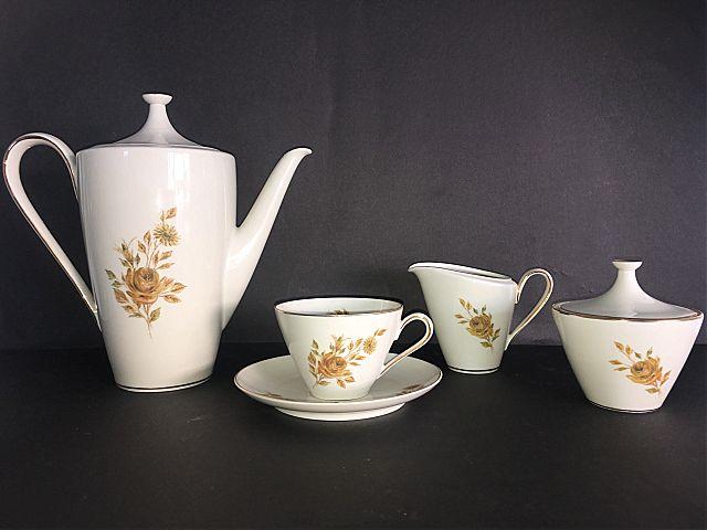 Σερβίτσιo Τσαγιού-Καφέ Kaiser Porcelain 1140-Sylvia