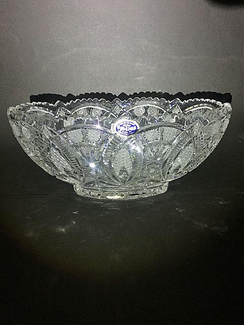 Κουπ διακοσμητικό Bohemia Cristal 56026-34/61147/0/56026/300