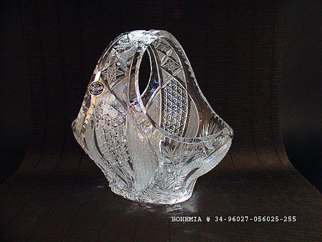 Κουπ διακοσμητικό Bohemia Cristal 56025-34/96027/0/56025/255