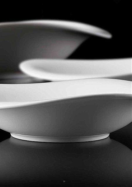 Σερβίτσιο πιάτων-φαγητού Fade Nuvola-Nuvola