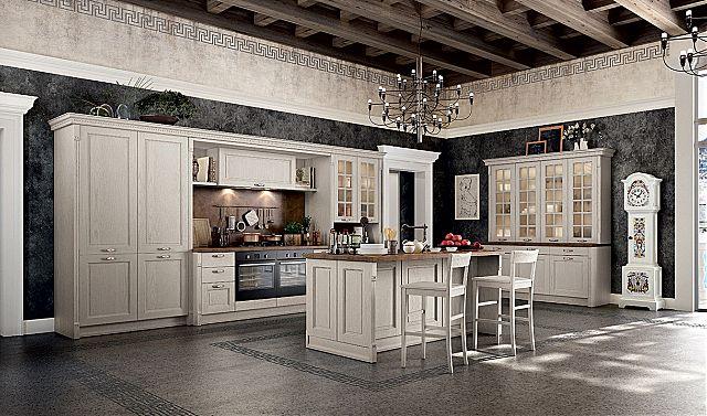 Κουζίνα κλασική Arredo3 Virginia-Virginia 01