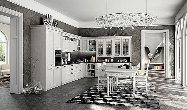 Κουζίνα κλασική Arredo3 Virginia-Virginia 02