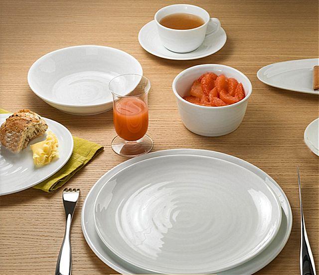 Σερβίτσιο πιάτων-φαγητού Limoges Bernardaud Origine -Origine
