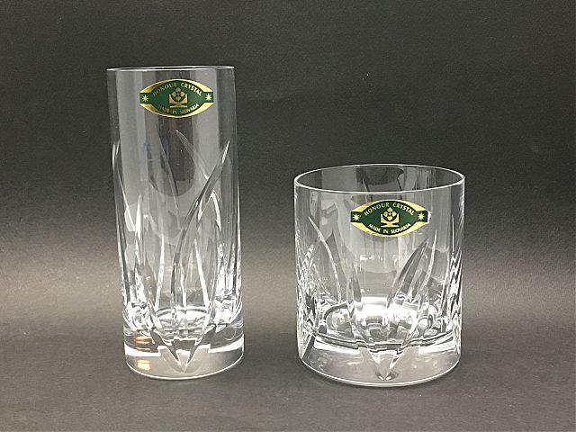 Σερβίτσιο ποτηριών Bohemia Cristal 0288-1903