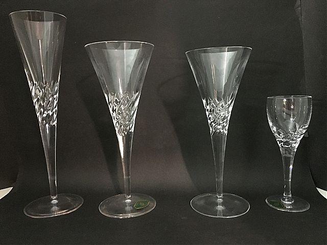 Σερβίτσιο ποτηριών Bohemia Cristal 0566-2810