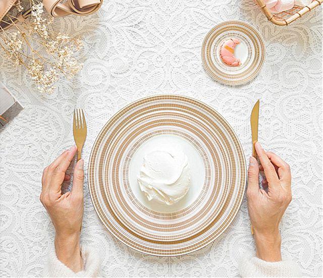 Σερβίτσιο πιάτων-φαγητού Limoges Bernardaud Canisse-Canisse