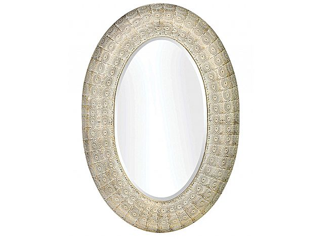 Καθρέφτης Mindy Brownes Interiors Clancey Mirror-FUZ025