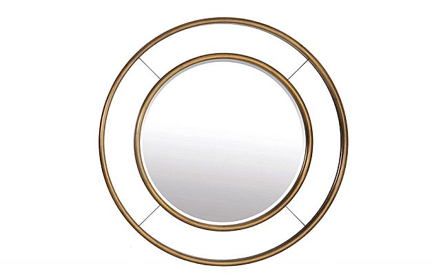 Καθρέφτης Mindy Brownes Interiors Grace Round Mirror-PAN019
