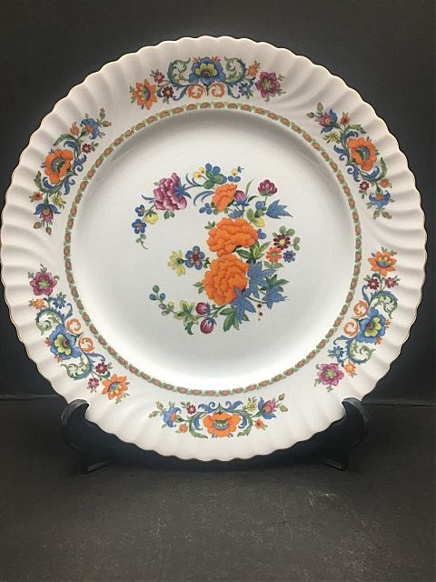 Σερβίτσιο πιάτων-φαγητού Kaiser Porcelain Marie Antoinette-Mandarin