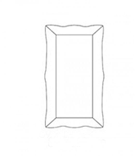 Καθρέφτης Riflessi Nausica Scalloped Frame Mirror-Nausica  A/1217