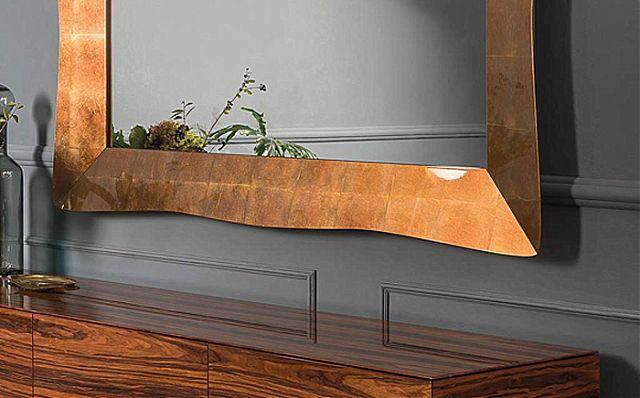 Καθρέφτης Riflessi Nausica Scalloped Frame Mirror-Nausica A/1236