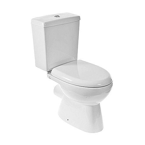 Λεκάνη τουαλέτας Vitruvit Basic-Alpina
