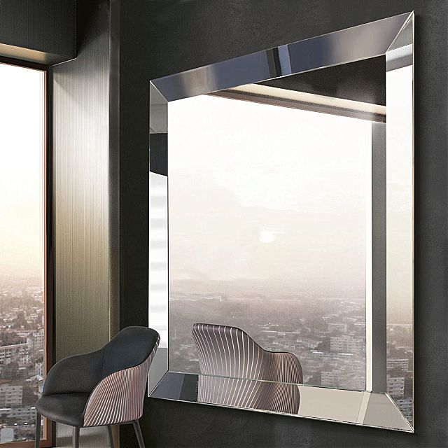 Καθρέφτης Riflessi Trapezio All Glass Mirror-Trapezio A/1232