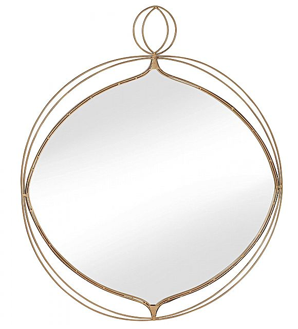 Καθρέφτης Mindy Brownes Interiors Clarissa Mirror-TF040