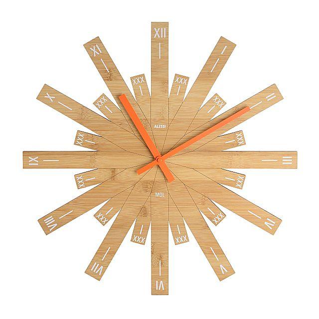 Ρολόι τοίχου Alessi Raggiante-MDL05