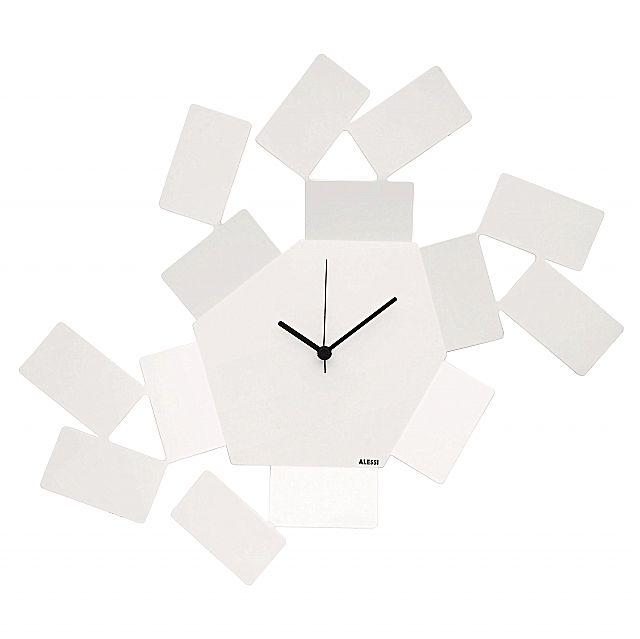 Ρολόι τοίχου Alessi La Stanza dello Scirocco-MT19 W