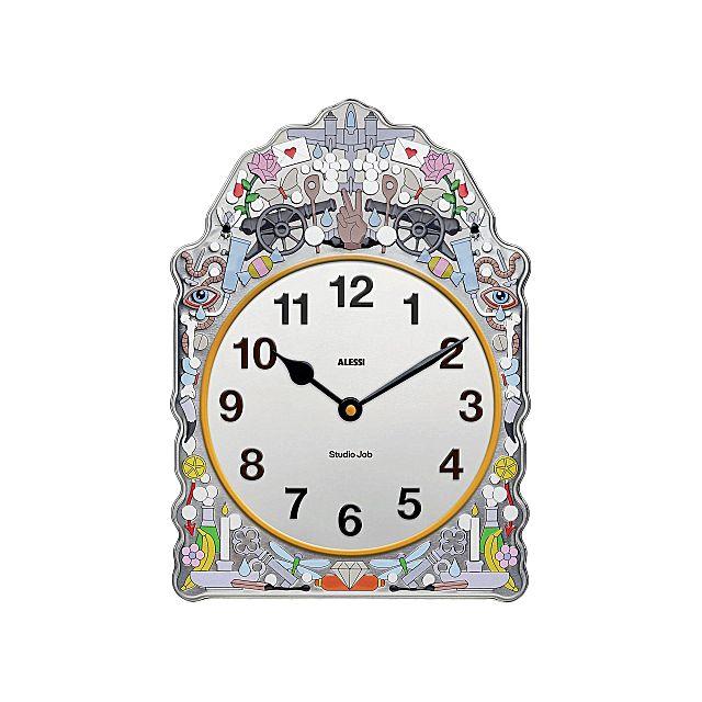 Ρολόι τοίχου Alessi Comtoise-SJ01