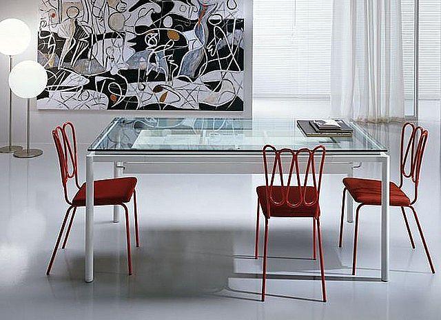 Τραπέζι τραπεζαρίας Ciacci Leonardo-Leonardo