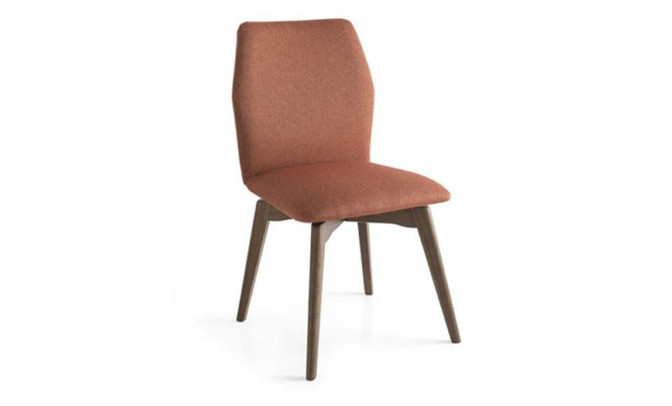 Καρέκλα τραπεζαρίας Connubia Calligaris Hexa-CB1937