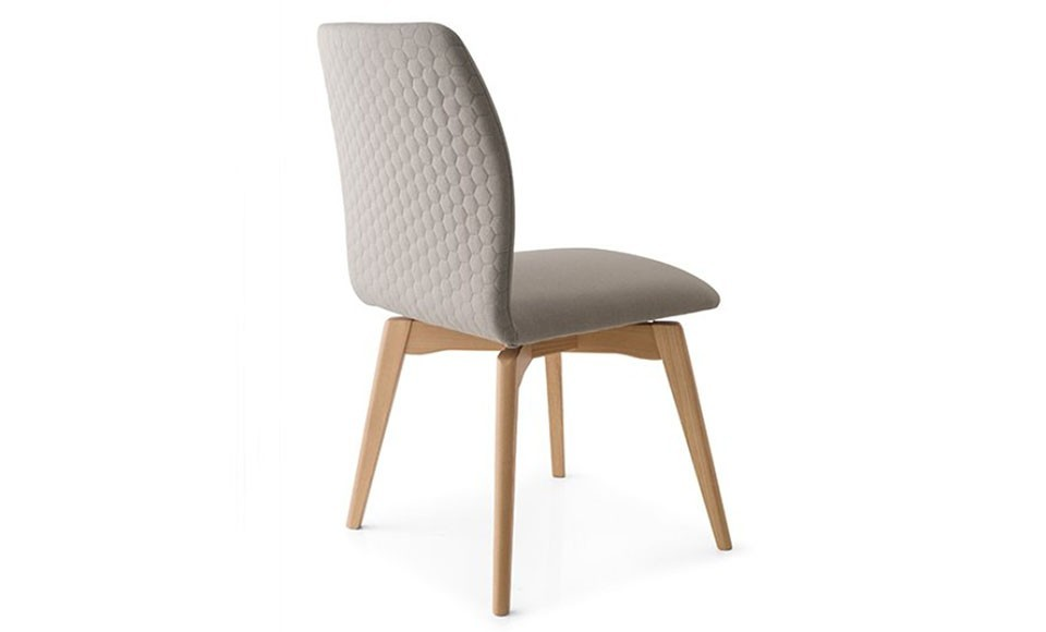 Καρέκλα τραπεζαρίας Connubia Calligaris Hexa-CB1936