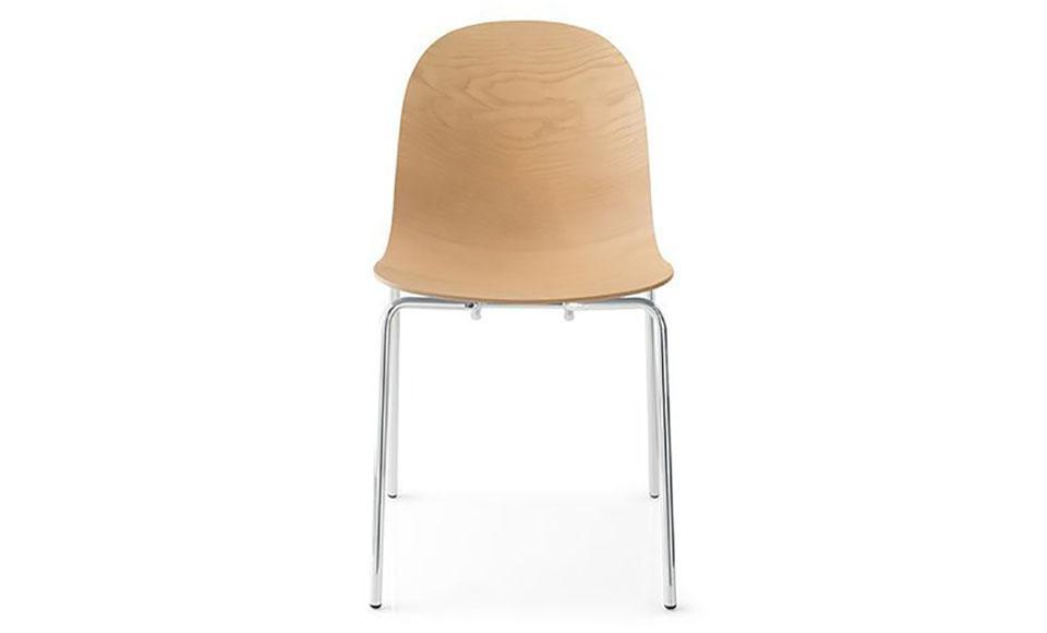 Καρέκλα τραπεζαρίας Connubia Calligaris Academy-CB1671-3D