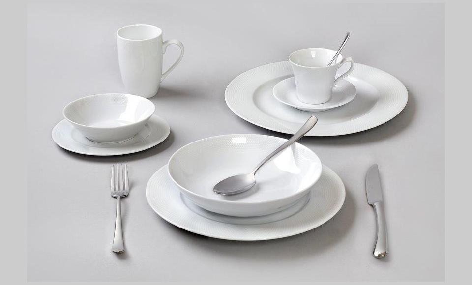 Σερβίτσιο πιάτων-φαγητού Cryspo Trio Bonito-24.455.40