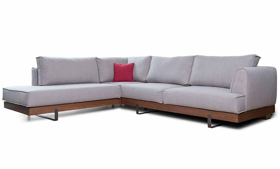 Καναπές γωνιακός Sofa And Style Prestige-Prestige P-31