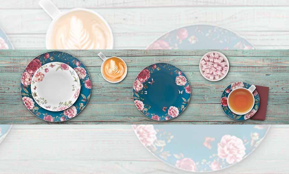 Σερβίτσιο πιάτων-φαγητού Ιωνία Dalia-1181018