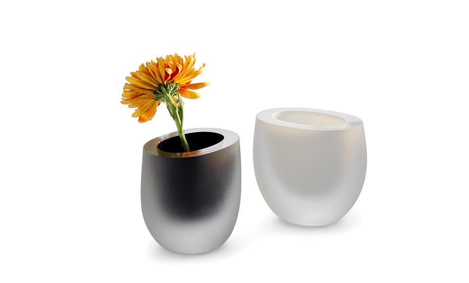 Βάζο Philippi Opak-139004 Λευκό