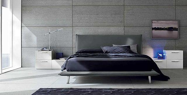 Κρεβάτι επενδυμένο DallAgnese Space-Space