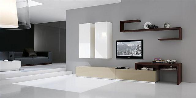 Συνθέση τοίχου σαλονιού Sofa And Style proposta x13-proposta x13