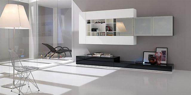 Συνθέση τοίχου σαλονιού Sofa And Style proposta x19-proposta x19