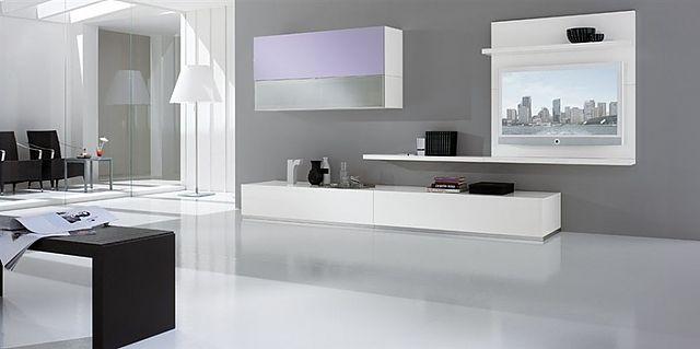 Συνθέση τοίχου σαλονιού Sofa And Style proposta x23-proposta x23