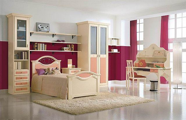 Παιδικό-Εφηβικό δωμάτιο Sofa And Style Diletta-proposta d22