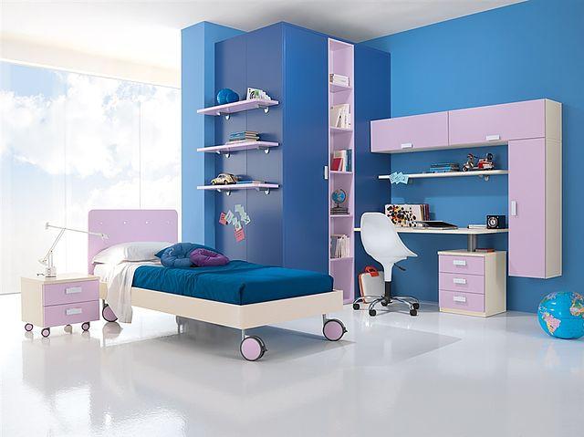 Παιδικό-Εφηβικό δωμάτιο Sofa And Style Web evolution-proposta 304