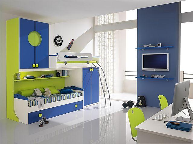Παιδικό-Εφηβικό δωμάτιο Sofa And Style Web evolution-proposta 500