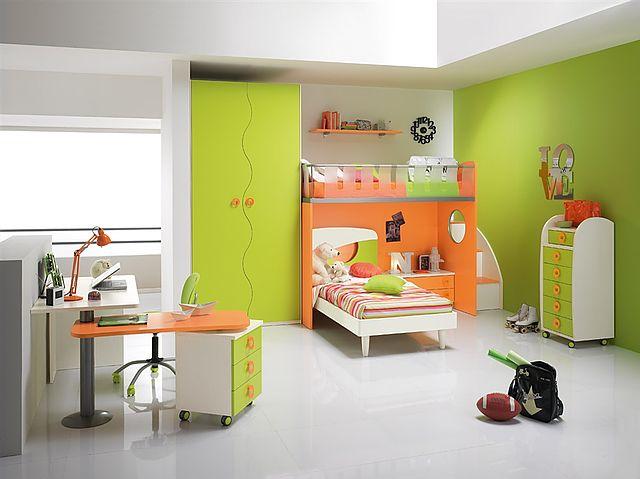 Παιδικό-Εφηβικό δωμάτιο Sofa And Style Web evolution-proposta 501
