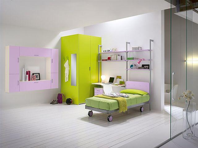 Παιδικό-Εφηβικό δωμάτιο Sofa And Style Web evolution-proposta 306