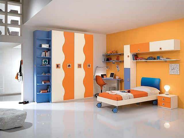 Παιδικό-Εφηβικό δωμάτιο Sofa And Style Web evolution-proposta 307